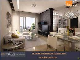 Home Interior Design For 1bhk Flat 2 Bhk U0026 3 Bhk Flats In Goregaon West Mumbai Youtube