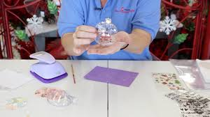 crankin out crafts ep541 clear ornament