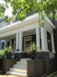 44 best dark house white trim images on pinterest backyard