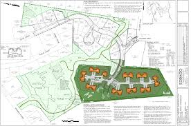 cottage brook condos site plan