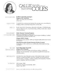 Resume To Work Callie Coles Resume By Callie Coles Issuu