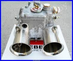 weber 45 dcoe air intake u0026 fuel delivery ebay