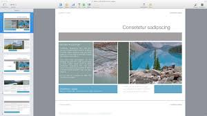 mac brochure templates templates for pages for mac made for use