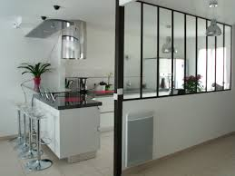 cuisine avec verriere interieur home interior veranda verrières d intérieur ghislain home