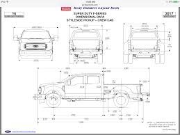 Ford Ranger Bed Dimensions Bed Length With Tailgate Down Ford Truck Enthusiasts Forums
