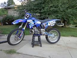 moto543 u0027s 2001 yz250 moto543 u0027s bike check vital mx