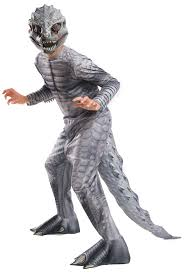 Kids Michael Myers Halloween Costume Jurassic Indominus Rex Child Costume 345938