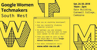 march 2018 womel co techmakers south saturday 24th march 2018