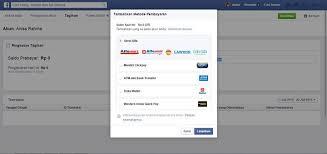 membuat iklan tas cara membuat akun iklan facebook atm bersama 5 bejo
