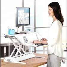 fellowes lotus sit stand adjustable workstation 5 12 h x 32 34 w x