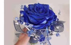 Blue Roses Blue Roses Bouquet Chocaric Youtube