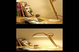 unique eyeshield reading lamps wooden table lamps and wooden desk