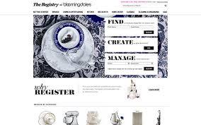 bloomingdale bridal gift registry 10 wedding registry tips and ideas