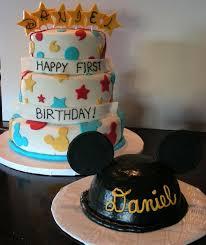 disney boy cake the birthday boy u0027s smash cake is iced with cream