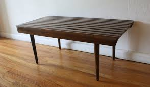 coffee table custom made walnut stainless steel butchers block