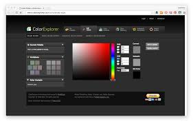 common film color schemes cinematic design what is temperature color palette tools for web designers and developers with colorexplorer there are four ways to generate