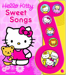 kitty sweet songs play sound editors publications