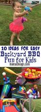 10 ideas for easy backyard bbq fun for kids kids summer