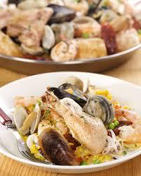 Seafood Recipes For Entertaining Martha by Paella Recipe U0026 Video Martha Stewart