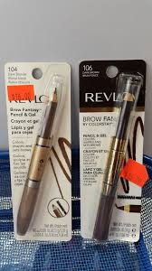 revlon brow fantasy light brown tinted brow gel woes