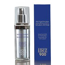 Bedak Ines inez kosmetik anti aging emulsion gogobli