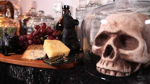 halloween party menu ideas haunted halloween party menu youtube
