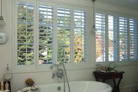 which shutters are right for a bathroom