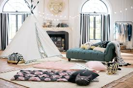 Pbteen Design Your Room by Pbteen Unveils Ultimate Indoor Glamping Colllection Williams