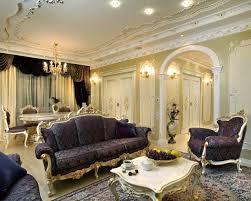 living rooms interior baroque style interior design ideas