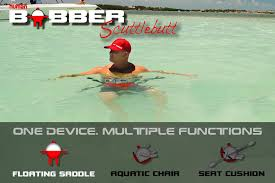scuttlebutt floating lounge chair human bobber h3o sports