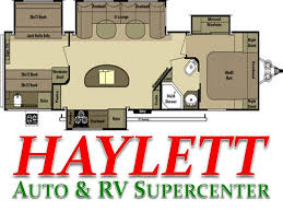 open range 5th wheel floor plans 2016 open range roamer 310bhs travel trailer coldwater mi haylett