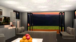 c shell home 3d previz walkthrough cshell homes shipping