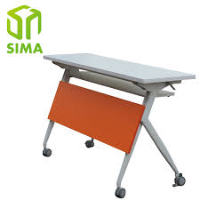 Folding Art Desk Folding Training Table Folding Training Table Suppliers And
