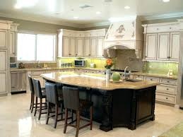eat in island kitchen breathtaking eat in kitchen island half moon island by home