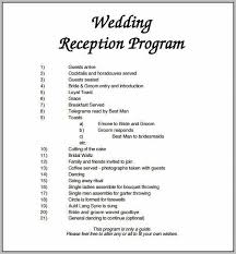 wedding reception program template christian wedding program template resume exles pgkprprkq0