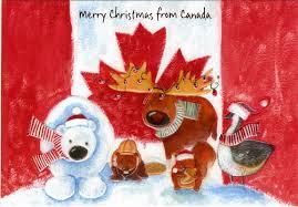 blog illustrationcastle com christmas cards canadian animals