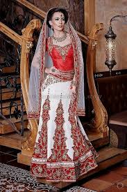 red and white indian wedding dresses naf dresses