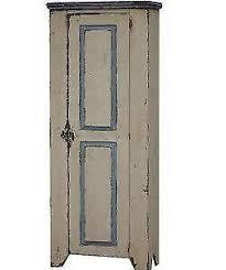 cupboard country antique corner doors vintage ebay
