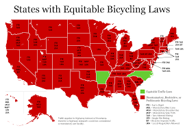 u s bicycle laws by state i am traffic