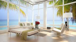 Home N Decor Interior Design Living Room Modern Couches Interiors 4k Hd Wallpapers Sea View