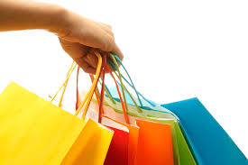 shopping bags transparent png stickpng
