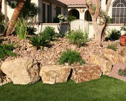 Backyard Landscaping Las Vegas Las Vegas Landscape Desert Walkways Design Pictures Remodel