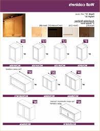 home design ideas standard kitchen cabinet height impressive