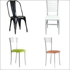 chaises de cuisine chaise lot de 2 chaises design cuisine taupes