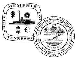 Tennessee On A Map by Shelby County Tn Official Website Official Website