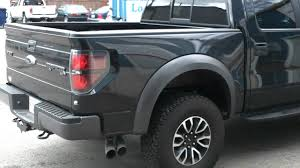 Ford Raptor Truck 2012 - 2012 ford raptor 6 2l borla muffler install dorchester boston