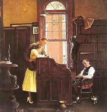 25 trending norman rockwell paintings ideas on norman