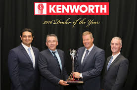 paccar company tctc kenworth daf wodonga wins esteemed kenworth dealer of the