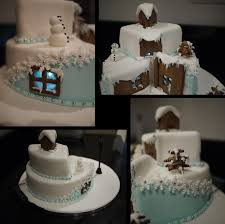 narnia christmas cake gloverly cupcakes