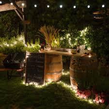 String Lights Garden by Decorative Garden Lights Decorative String Lights Outdoor Warisan